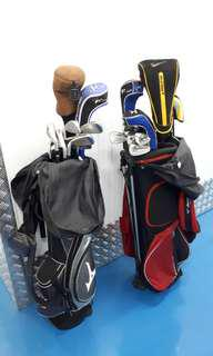Golf set Mizuno & Cleveland