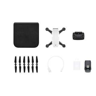 DJI SPARK WITH REMOTE CONTROLLER (READY STOCK)