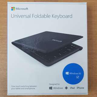 Universal foldable keyboard original grs 3thn Microsoft windows ipad