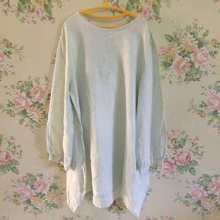 Clue Mint Blouse