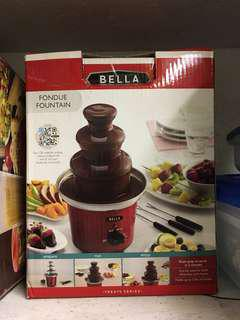 Chocolate Fondue Machine