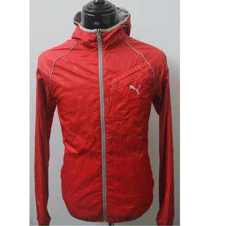 PUMA Reversible Hoodie Jacket size L for MEN.