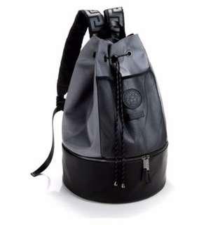 VERSACE Backpack Rucksack Travel Weekend Bag