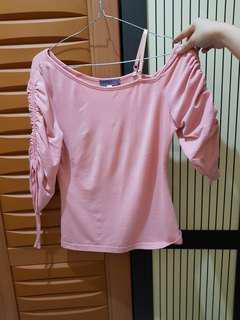 Upper pink