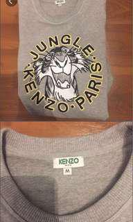 Kenzo Sweater - Disney jungle book collab - size medium