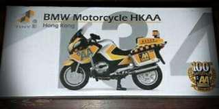 HKAA 100 Anni Diecast【BMW MOTORBIKE】