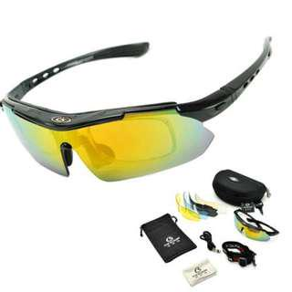 Men and Women sports glasses outdoor glasses