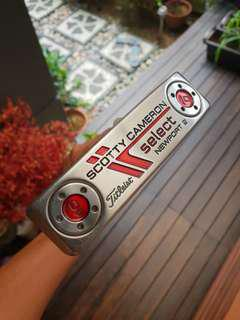 Scotty Cameron Newport 2 35""