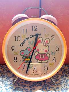 Sanrio cheery chums cc 大鐘 clock