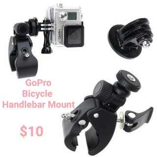 GoPro Bicycle/Motorcycle Handlebar Mount