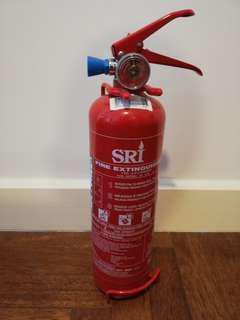 SRI Fire Extinguisher with Sirim Cert