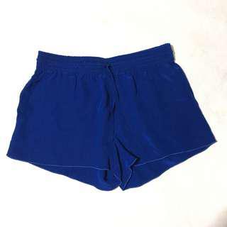 Wilfred 100% Silk Shorts