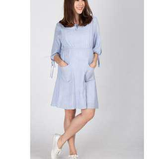 JUMPEATCRY - MATERNITY / NURSING DRESS