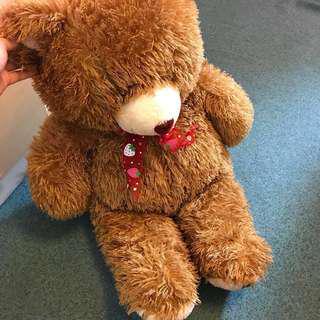 🚚 ✨泰迪熊🐻中型娃娃 78cm