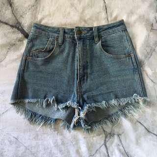Rolla's high waisted shorts size 6