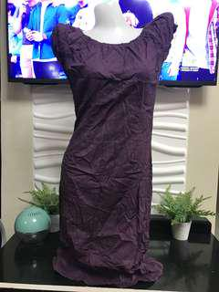 MIM Purple Dress
