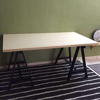 Linnmon/ Oddvald (Ikea Table)
