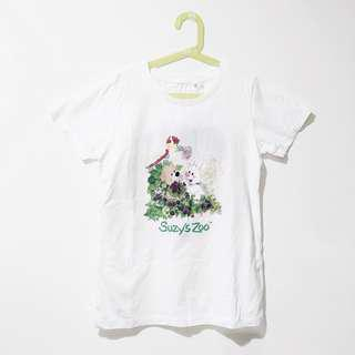 Uniqlo Suzy's Zoo 印花 T 恤