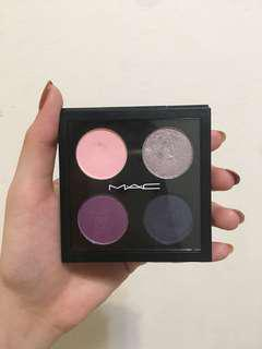 M.A.C Eyeshadow X4 Quad Shop & Drop Eye shadow (Authentic)