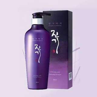 Shampoo Daeng Gi Mori anti hair loss/ anti rontok