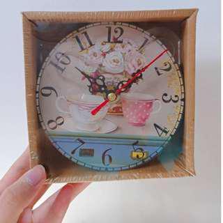 【現貨】居家掛牆式/桌上/辦公室桌裝飾 輕巧 花式小時鐘