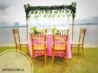 ROM arrangement / Birthday / Wedding Backdrop Setup / Props Rental Service / Mini Pelamin / Mini Dais / Bangle Ceremony / Engagement / Baby Shower Deco
