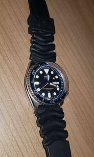 Made in Japan skx009 seiko divers watch