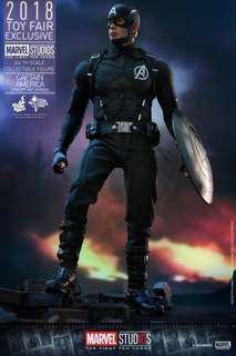 Hot Toys Captain America Art Concept (Ready Stock)