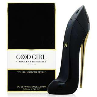 🚚 Carolina Herrera CH GOOD GIRL好女孩高跟鞋女性淡香精50ml