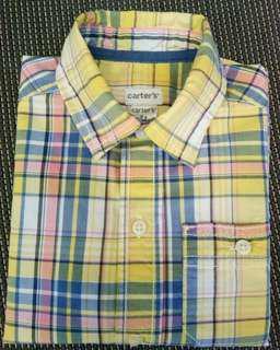 Carter's shirt