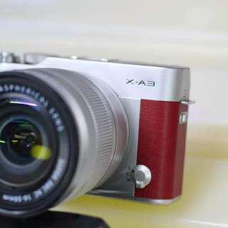 Kredit kamera mirrorless Fujifilm Xa3, Gratis 1x cicilan