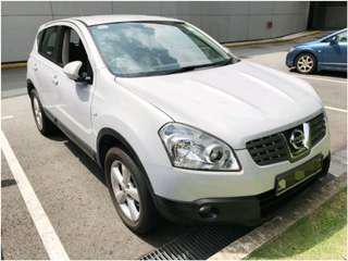 Nissan Qashqai 2.0 Auto