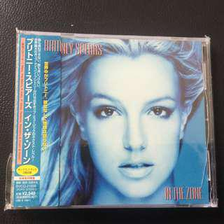 Britney Spears In The Zone