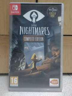 Nintendo Switch Game: Little Nightmares Complete Edition