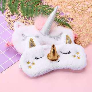 Unicorn Sleeping Masks