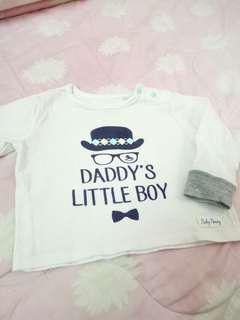 Poney T-Shirt 0-6Months