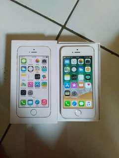Iphone 5s 32Gb ex inter fullset