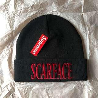 5003d6c2ccb SUPREME Scarface Beanie FW17