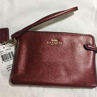 Coach phone holder wallet