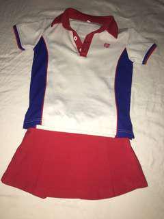 PCF Uniform Size S
