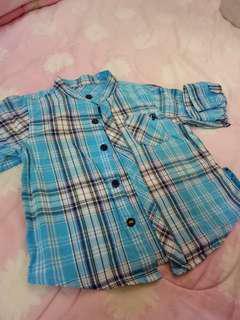 Boys Shirt 6-9months