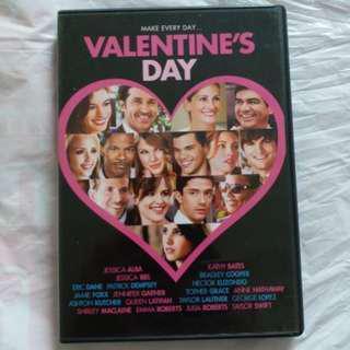 DVD 港版 緣滿情人節 Valentine's Day