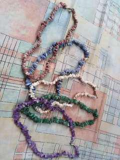 REPRICED!!! LOT OF NECKLACE