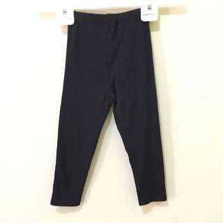 Uniqlo Baby Heattech - Legging Long John Anak