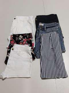 Girl's bundle clothing