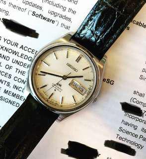 Vintage Seiko Lord Matic 5606 - 7070