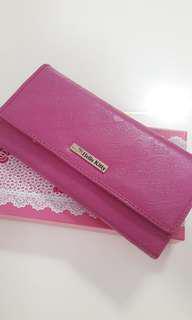 ⚂New Sanrio Orginal Hello Kitty Pink Long Wallet