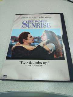 DVD Before Sunrise 情留半日