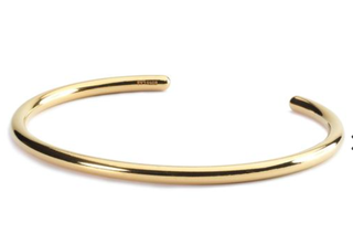 Authentic Trollbeads Gold Plated Bangle (BN)