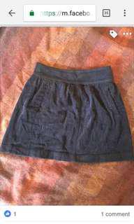 Gorman corduroy skirt